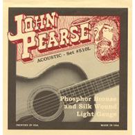John Pearse 510L Silk Light Strings