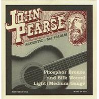 John Pearse 610LM Silk Light-Medium Strings