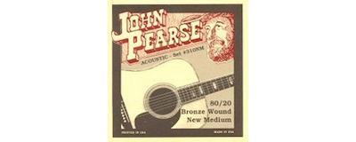 John Pearse 310NM New Medium Strings