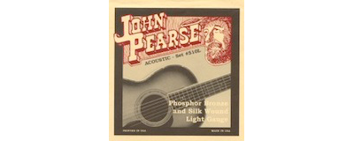 John Pearse 510L Silk Light Strings