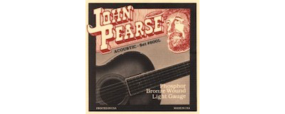 John Pearse 600L Light Strings