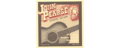 John Pearse 650 Bluegrass Strings