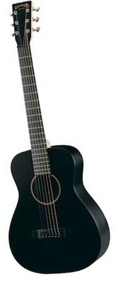 Martin LX Black Left-Handed