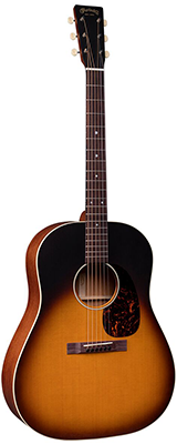 Martin DSS17 Whiskey Sunset