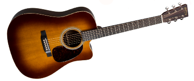 Martin HDC-28E Ambertone with LR Baggs Anthem 2018
