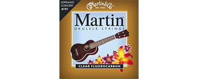 Martin M630 Ukulele Strings
