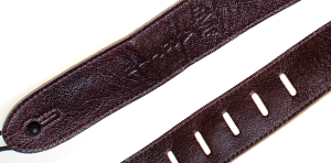 Martin Suede Backed Leather Guitar Strap