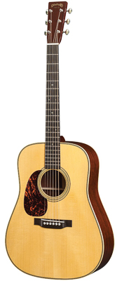 Martin D-28 Authentic 1937 left handed