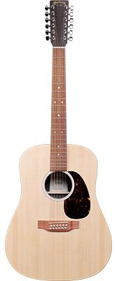 Martin D-X2E 12 String,DX2E12,DX2E