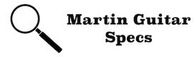 Martin Guitar Specs