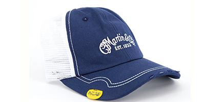 Martin Navy Pick Hat