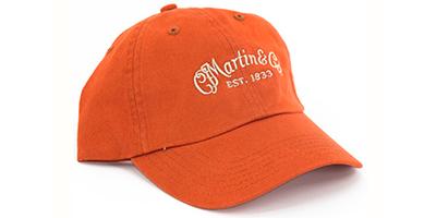 Martin Orange Everyday Hat