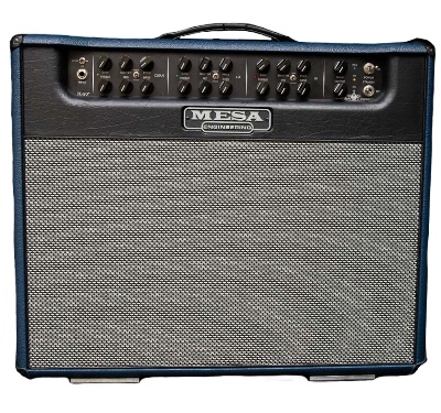 Mesa Boogie Triple Crown TC-50 1x12 Combo - Blue Bronco