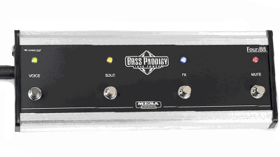 Mesa Boogie Bass Prodigy Footswitch with Cable