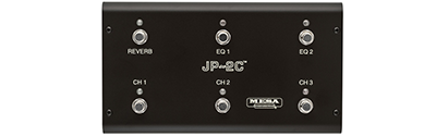 Mesa Boogie JP-2C Footswitch