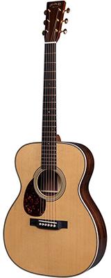 Martin OM28 Modern Deluxe Left Handed