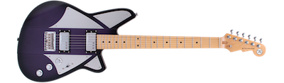 Reverend Billy Corgan Signature - Satin Purple Burst
