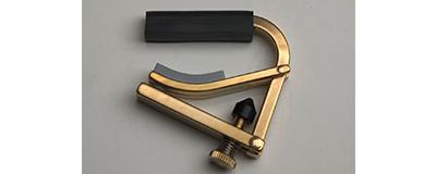 Shubb Original C5B Brass Banjo Capo