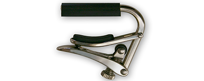 Shubb Original C5 Nickel Banjo Capo