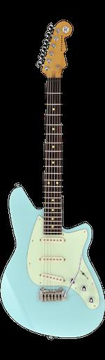 Reverend Six Gun Guitar Review