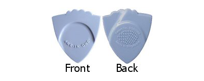 Awe-In-One Pick - Light Blue 6pk