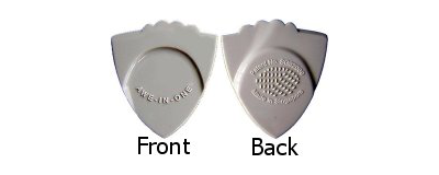 Awe-In-One Pick - Grey 6pk