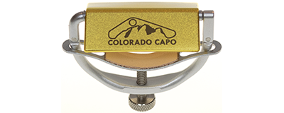 Colorado Capo - Aluminum with 2.0