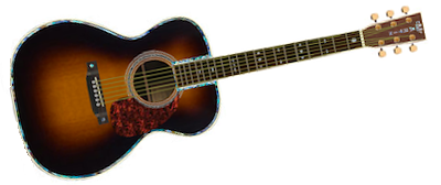 Martin 000-42 Sunburst Custom