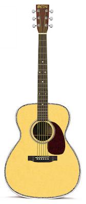 Martin 0000-28V Custom