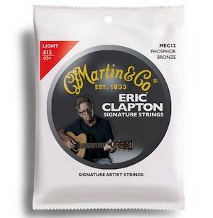 Martin MEC12 Clapton's Choice Light Acoustic Strings