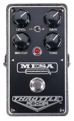 Mesa Boogie THROTTLE BOX Pedal