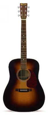 Martin HD-28 Sunburst 2018