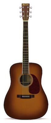 Martin HD-35 Ambertone