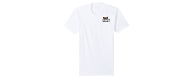 Maury's Music Embroidered Tee Shirt