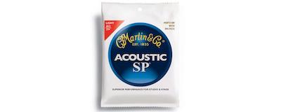 Martin MSP3100 SP 8020 Bronze Light Acoustic Strings
