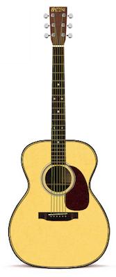 Martin OM-18