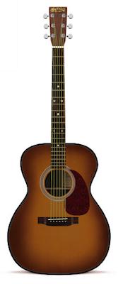 Martin OM-18 Ambertone