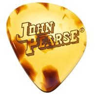 John Pearse Plectrum Fast Turtles Casein Studio Extra Thin