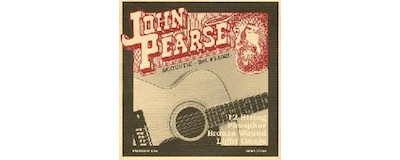 John Pearse 1400L Light Strings