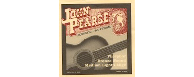John Pearse 720ML Medium Light Strings