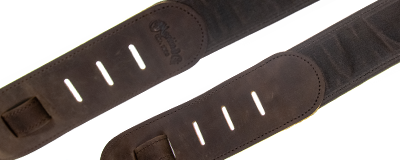 Martin Canvas Strap - Brown