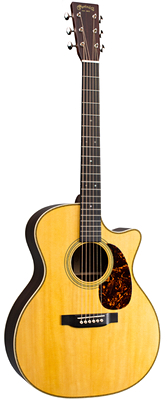 Martin GPC-28E with Fishman Aura VT Enhance 2018