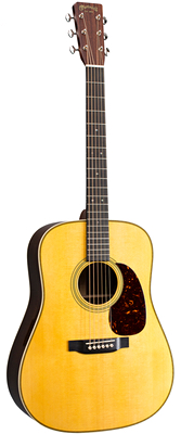 Martin HD-28E with Fishman Aura VT Enhance 2018