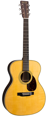 Martin Custom Shop OM Size 28 Style with VTS Top and Modified V Neck,custom om28v,om28v,om28v custom
