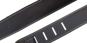 Martin Slim Leather Strap - Brown