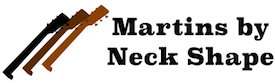 Martin Neck Shapes