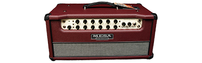 Mesa Boogie Lone Star Special Head - British Cabernet Bronco