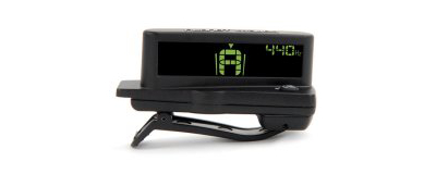 Planet Waves Clip-On Headstock Tuner