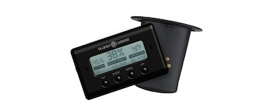 Planet Waves Guitar Humidifier with Humidity and Temperature Sensor