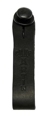 Martin Headstock Strap Tie Black
